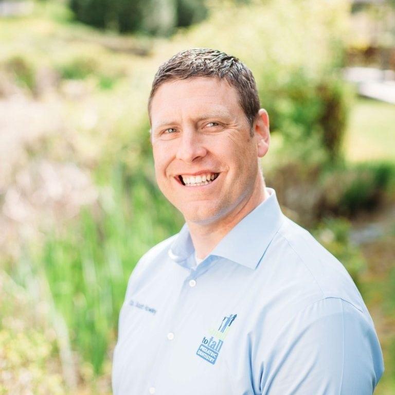 Dr  Scott Rowley - Small To Tall Pediatric Dentistry